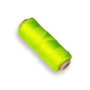 Labora Labora Uitzetkoord nylon flour geel 50 - 200 meter x 1,4 mm - 960910 / 961010