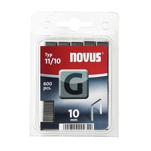 Novus Novus Vlakdraad nieten G 11/10 mm - 600 stuks
