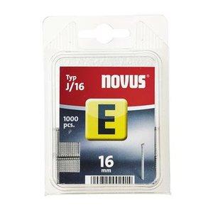 Novus Novus Nagels (spijkers) E J/16 mm SB - 1000 stuks - 044-0063