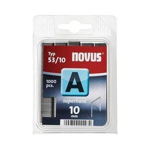 Novus Novus Dundraad nieten A 53/10 mm  SH - 1000 stuks - 042-0357