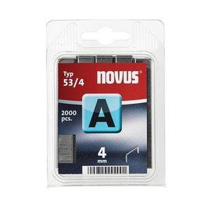 Novus Novus Dundraad nieten A 53/4 mm - 2000 stuks