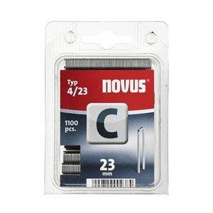 Novus Novus Smalrug nieten C 4/23 mm - 1100 stuks