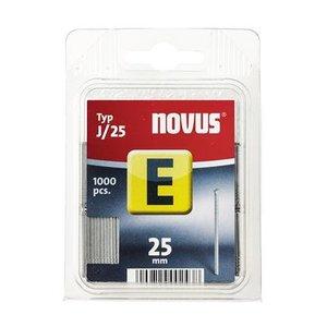 Novus Novus Nagels (spijkers) E J/25 mm SB - 1000 stuks