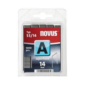 Novus Novus Dundraad nieten A 53/14 mm - 1000 stuks