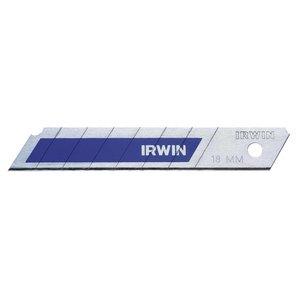 Irwin Irwin BI-metaal blue afbreekmes 18 mm - 8 stuks - 10507103