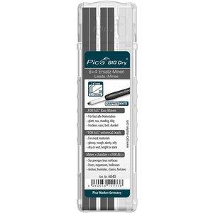 Pica Pica Navulling 6040 Big Dry grafiet en wit 12 stuks
