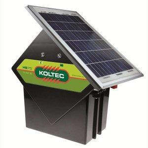 Koltec Koltec HS75 +10 watt Solarset