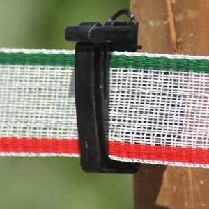 Koltec Koltec Lint wit/groen/rood 40 mm