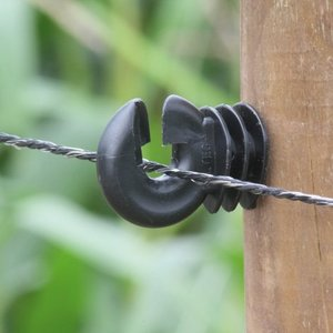 Koltec Koltec Draad zwart 3,5 mm