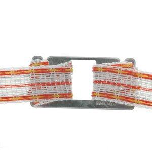 Koltec Koltec Verbinders voor lint 20 mm - 4 stuks
