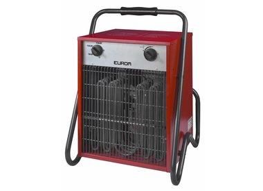 Kachels, airco's en ventilatoren