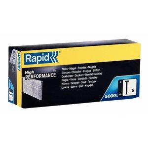 Rapid Rapid nagels nr. 8 - 25 - 50 mm 18 Ga - 5.000 stuks