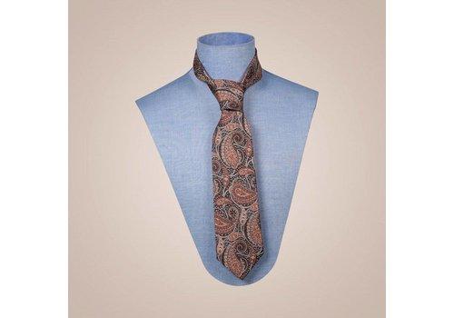 PAISLEY Krawatte aus Jacquard-Seide | PAISLEY