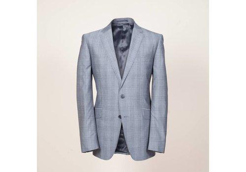 PAISLEY Sakko aus 100% Wolle (S'130) | Grau