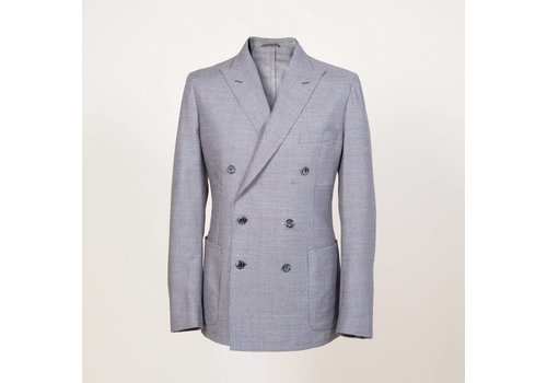 PAISLEY Anzug aus 100% Wolle | Sandbraun