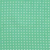 Handrolliertes Einstecktuch aus Seide mit Punktmuster