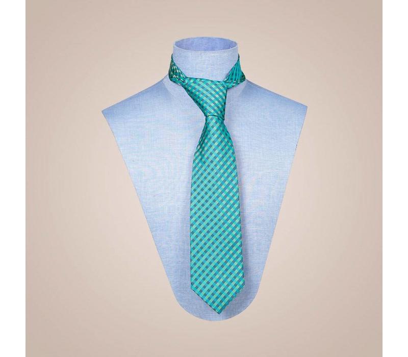 Krawatte handgefertigt aus Seide - Breite: 8,5cm