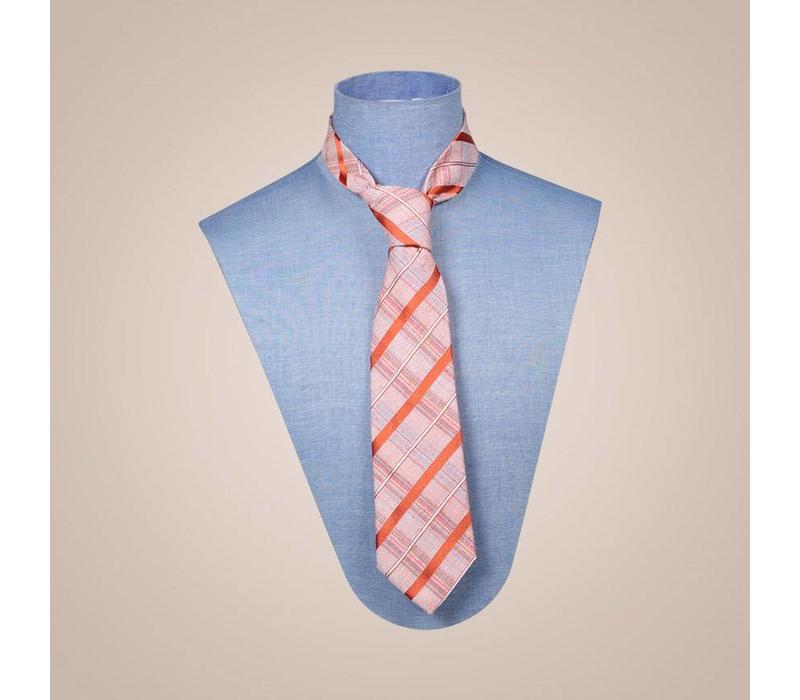 Krawatte handgefertigt aus Seide - Breite: 8cm