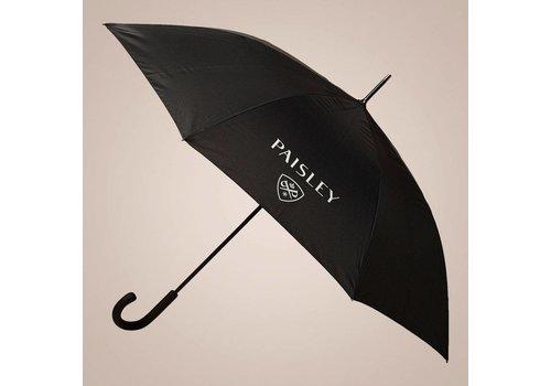 PAISLEY Regenschirm | Schwarz