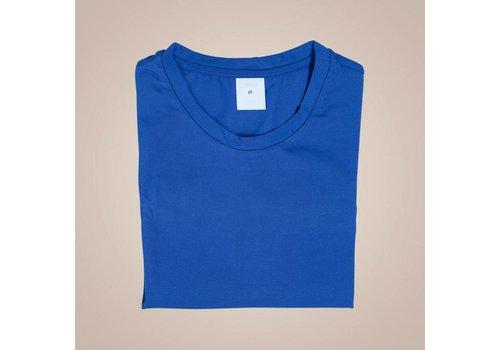 PAISLEY Unterhemd-Shirt mit Rundhals | Blau