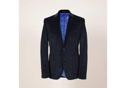 PAISLEY Anzug aus Genua-Cord | Nachtblau