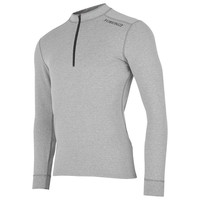 Fusion Fusion C3 Zip Neck Grey Heren