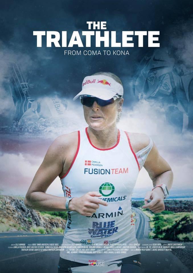 The Triathlete from Coma to Kona - Camilla Pedersen - FusionTEAM