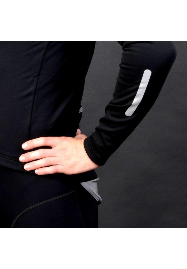 Fusion S3 Cycling Jacket Zwart