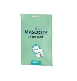 Mascotte Menthol Slim Filters