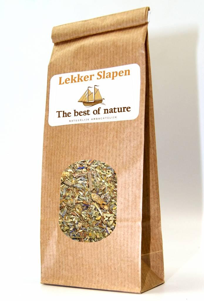 The best of nature - Thee Lekker slapen kruiden thee