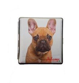 Adamo French Bulldog 2 sigarettendoosje