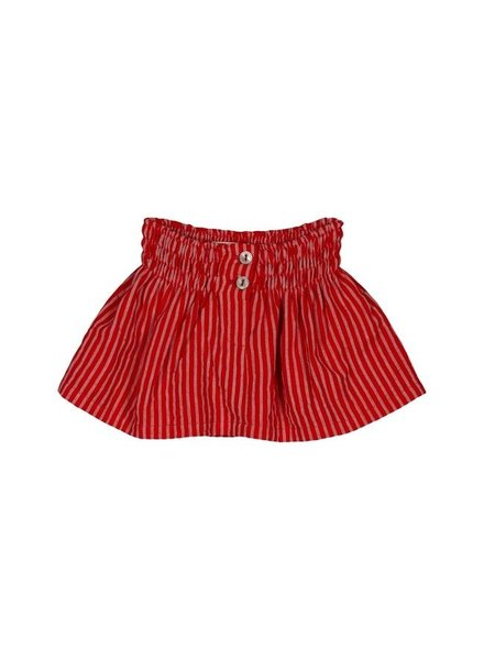 OUTLET // Rok 'graphics' - rood