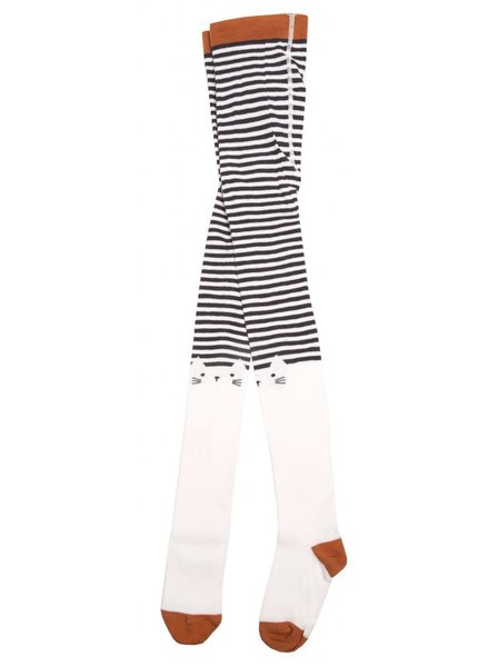OUTLET // tights - cat natural