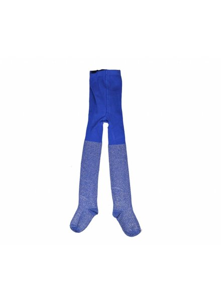 OUTLET // tights - lurex sodalite