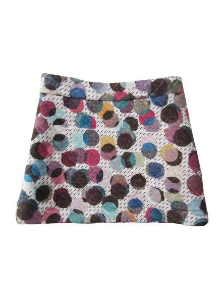 OUTLET // skirt multi dots