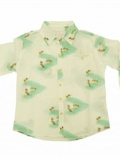 OUTLET // shirt Ben Minnie mint