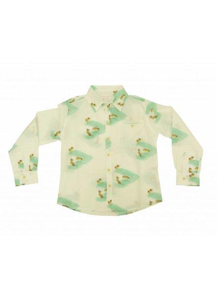 OUTLET // shirt Ben Minnie mint