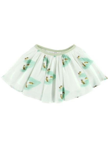 OUTLET // skirt Mona Minnie mint