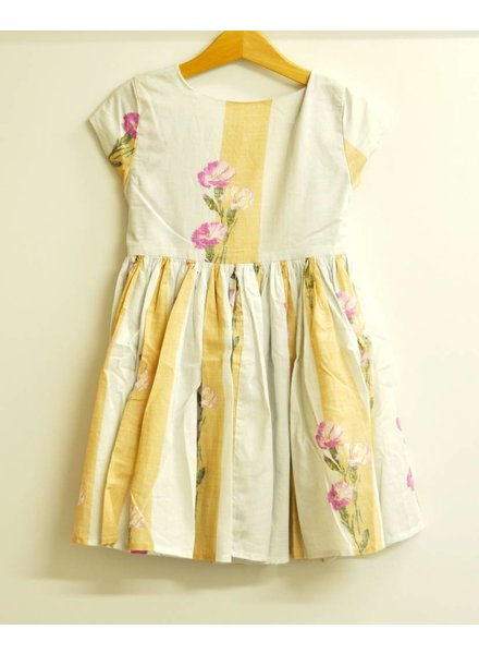 OUTLET // dress Dorothy carnation tan
