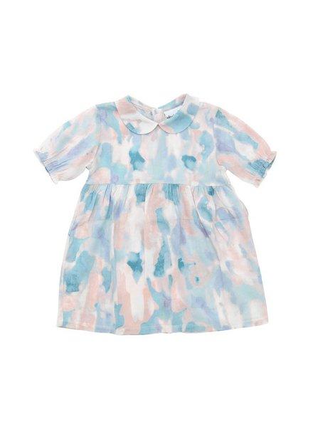 OUTLET // dress Clouds multicolor