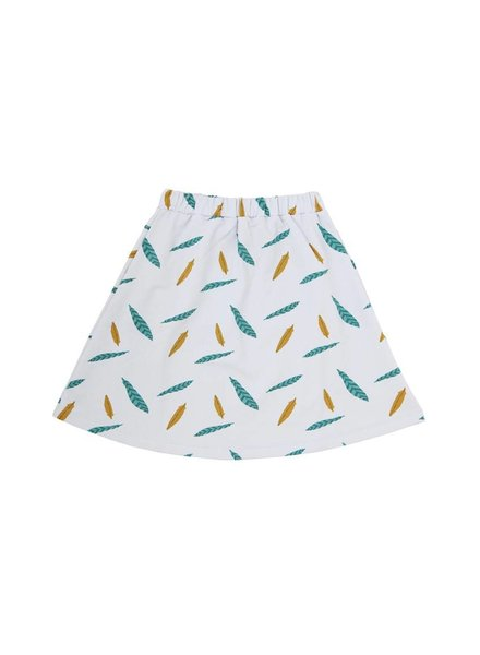 OUTLET // skirt feather