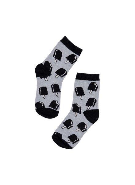 OUTLET // socks - icecream grey