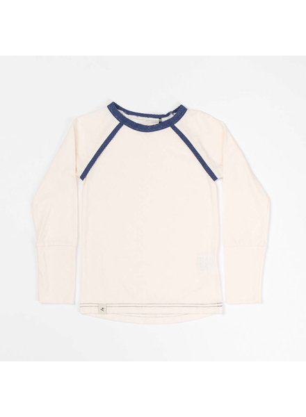 OUTLET // blouse Ghita - angel wing waves