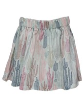 OUTLET // SKIRT PRINT - CACTUS