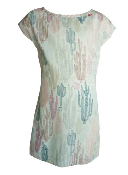 OUTLET // DRESS PRINT - CACTUS