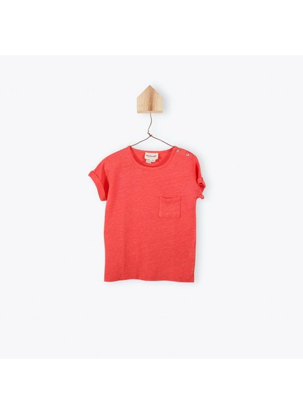 OUTLET // t-shirt - Isola coral