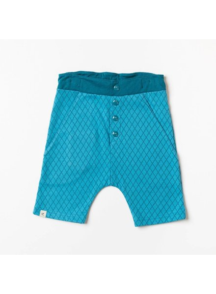 OUTLET // shorts Milo knickers - bluejay harlequin