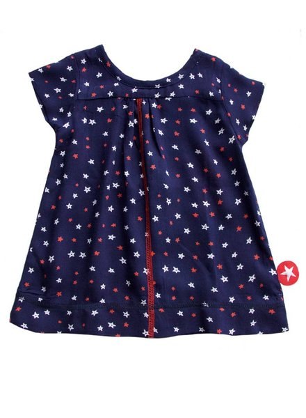 OUTLET // dress woven - stars