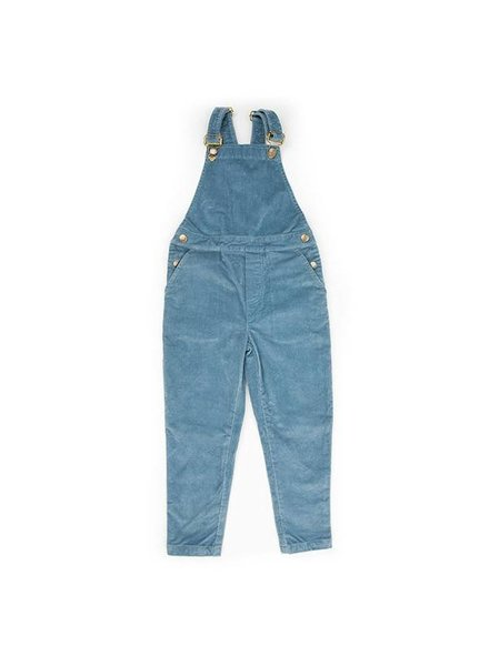 OUTLET // dungaree Duncan corduroy - petrol