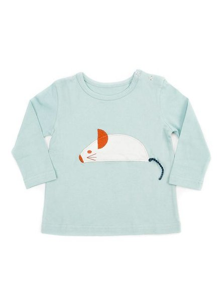 t-shirt Cecil - ice blue